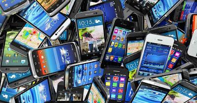 Las ventas de los teléfonos inteligentes van en aumento