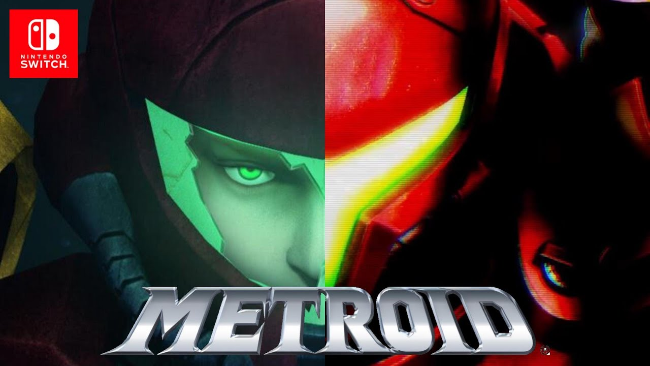 2D Metroid / Metroid Prime Trilogy
