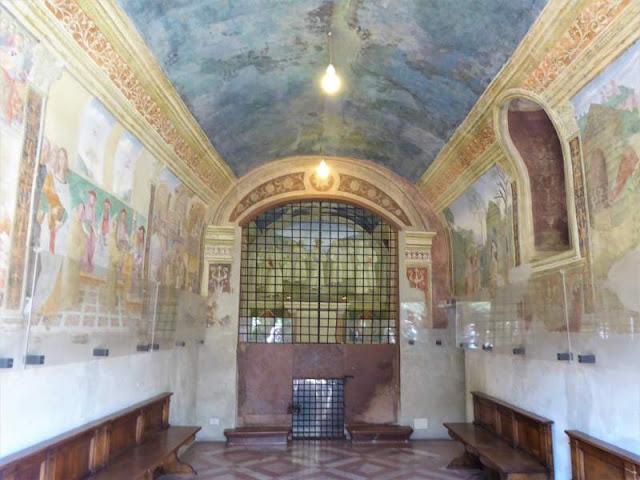 cappella delle rose assisi
