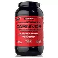 بروتين اللحم كارنيفور من ماسل ميد (MuscleMeds Carnivor)