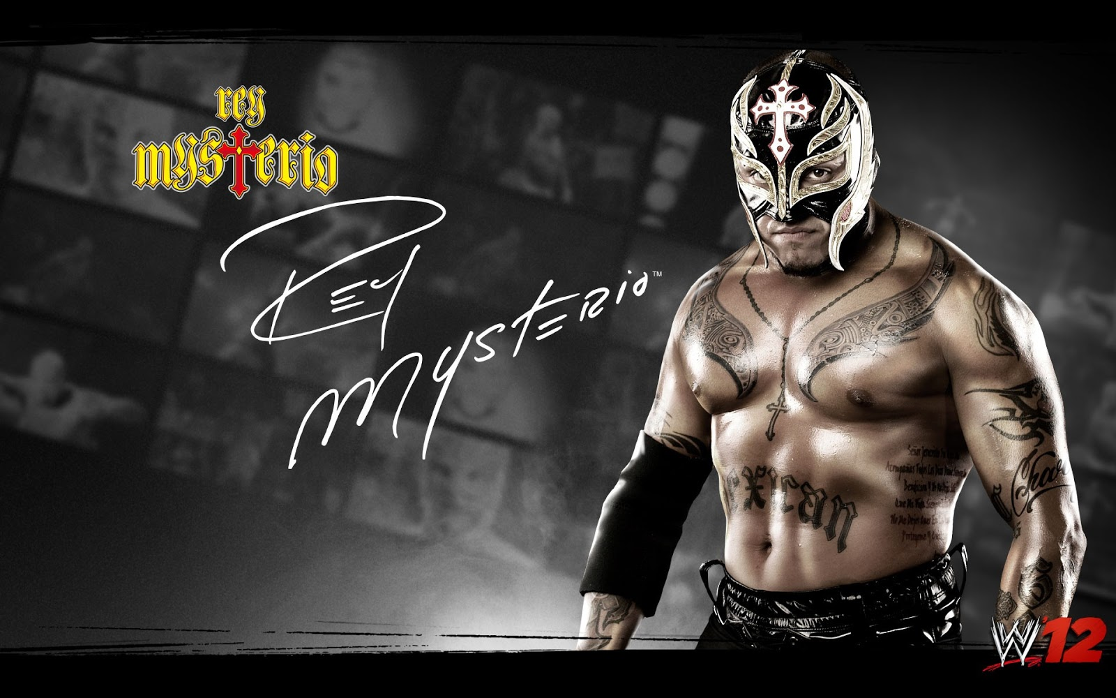 WWE Wrestling Stars: WWE Rey Mysterio 619 Pic And ...
