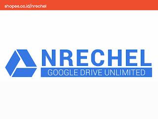 cara buat google drive unlimited