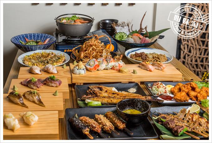 豐日式居酒屋-最新開幕!下班首選的宵夜美食