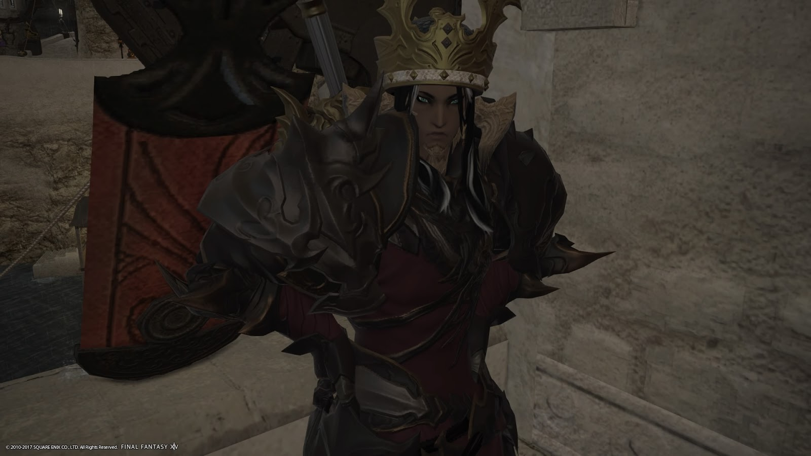 The Elezen Ishgardian