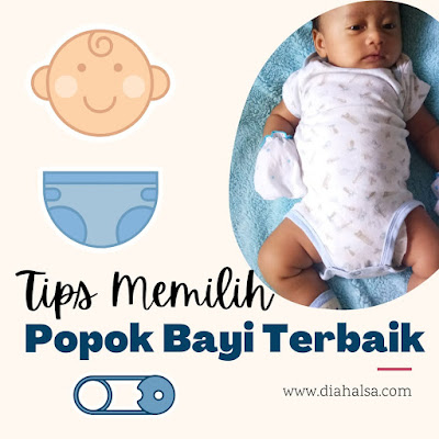 tips memilih popok bayi terbaik