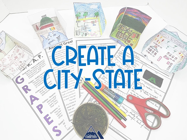 Create your own city state