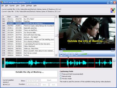 Download Programa para Legendar Videos
