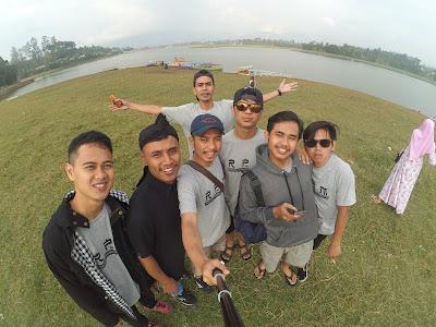 Mengarungi Arung Jeram PANGALENGAN Bandung | PT HPPM