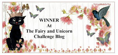2 x The Fairy And Unicorn Winner