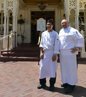 Chef Juan Lugo