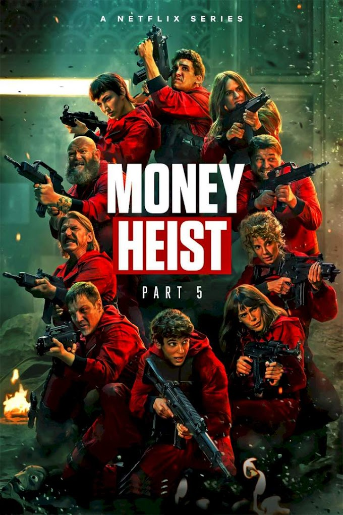 Money Heist Season 5 Episode 1-3