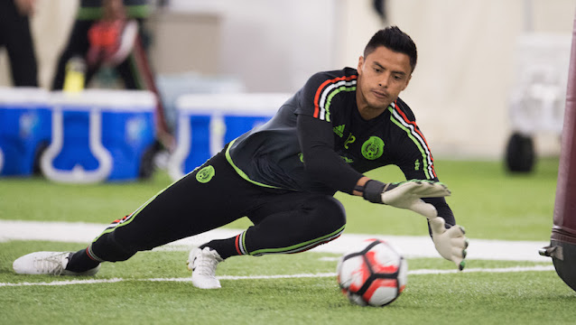 Mejor portero México Pumas Talavera