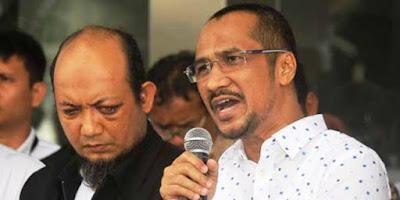 Permintaan Abraham Samad ke Penegak Hukum, Tangkap Aktor Intelektual Kasus Novel !
