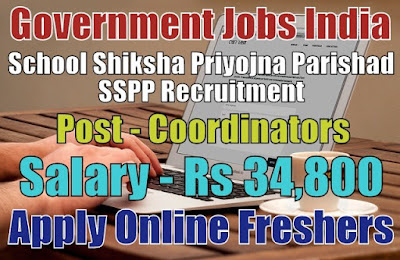 SSPP Recruitment 2019