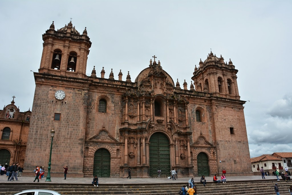 Santa Domingo Cathedral Cusco