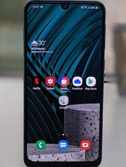 Harga Samsung M21 Maret 2020 RAM 4GB dan 6GB Empat Kamera 48MP