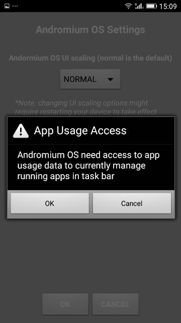 Andromium OS