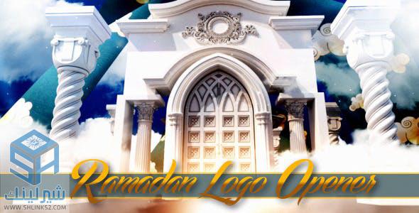 تحميل مجاني قوالب افتر افكت | VIDEOHIVE Ramadan Logo Opener