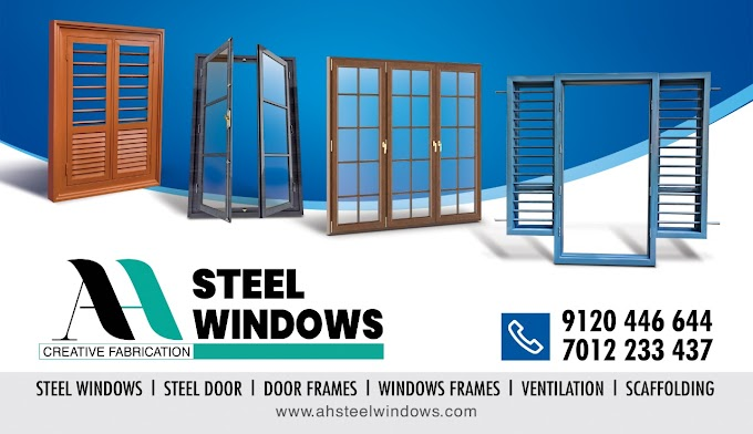 Steel windows kannur