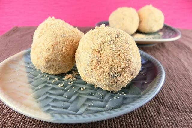 レンジ調理の「おから餅」は栄養豊富なおからをたっぷり使って簡単!