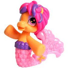 MLP Scootaloo Mermaid Singles Ponyville Figure