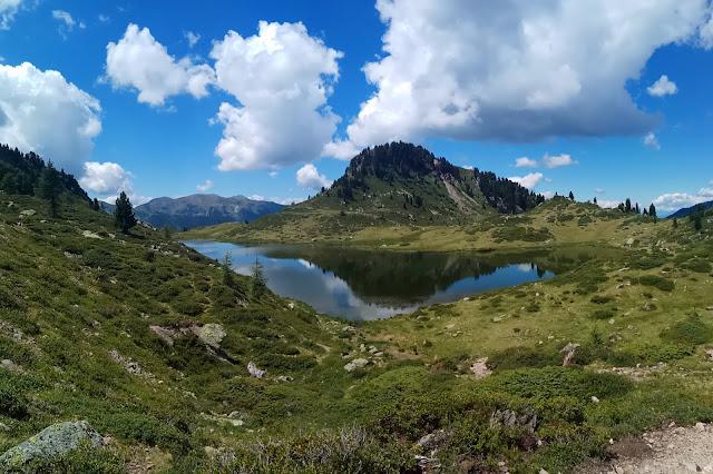 Lago delle Buse, Val di Fiemme