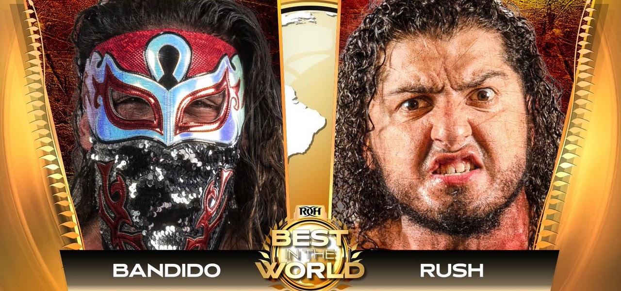 Cobertura: ROH Best in the World 2021 – Fora da lei!