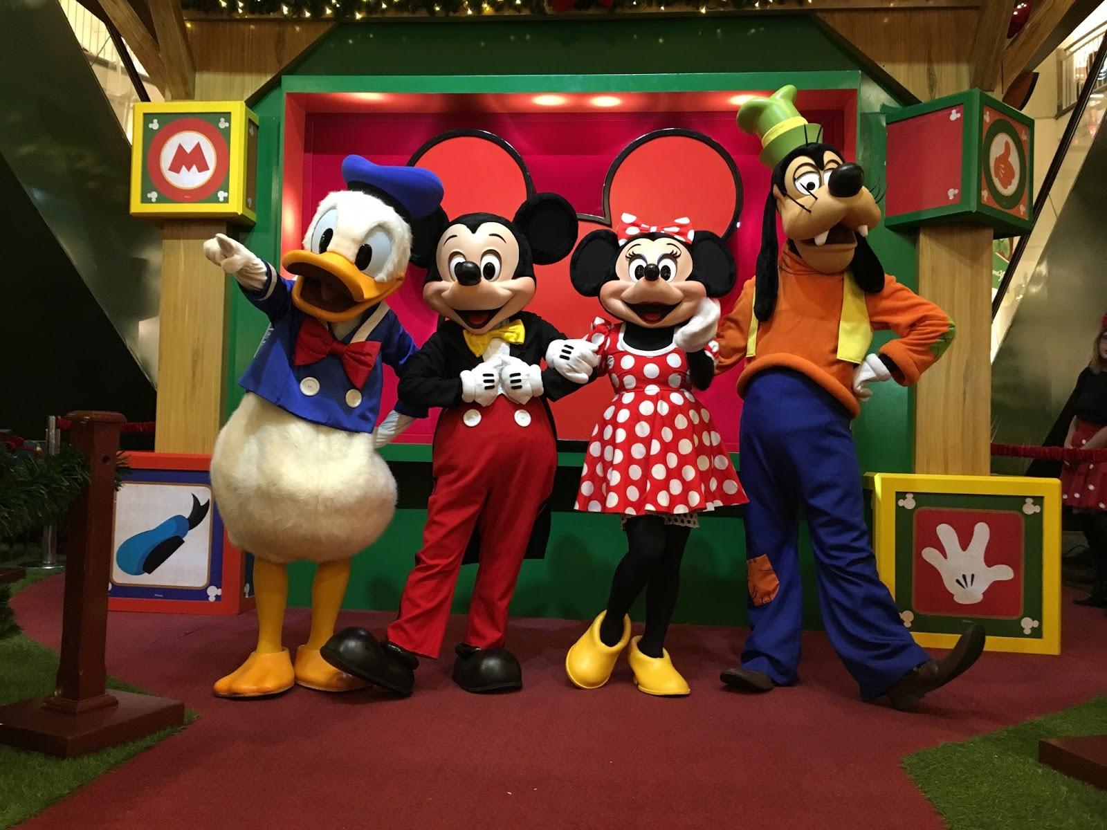 31d7cec5ed O mundo mágico de Disney encanta o Natal do NorteShopping com a chegada de  um evento divertido, interativo e repleto de fantasia. Mickey e seus  amigos, ...