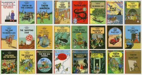Tintin Bangla Comic Book