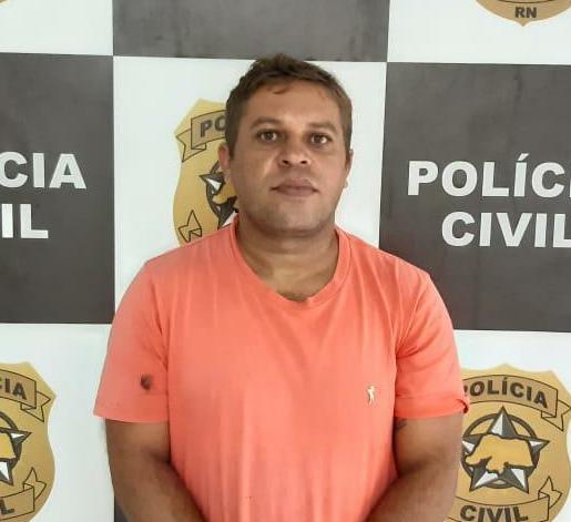 Polícia Civil prende foragido da Justiça condenado por prática de roubo no RN