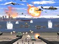 لعبة  Beach defensy 2000 online اون لاين على النت