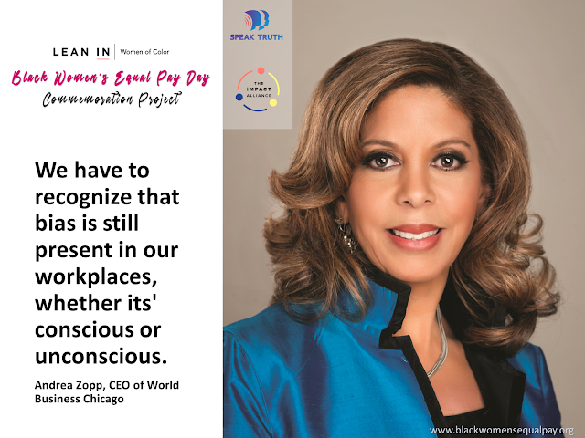 Andrea Zopp on Education, Bias in the Workplace and Mentorship