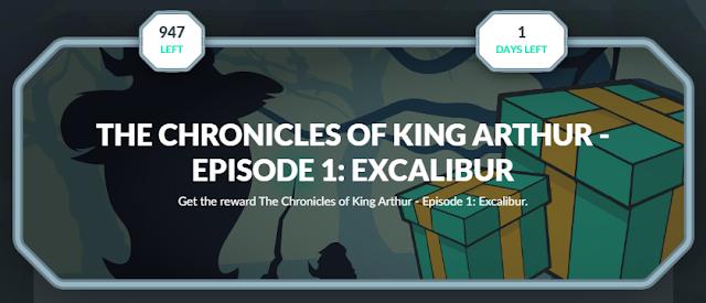 免費序號領取:The Chronicles of King Arthur - Episode 1: Excalibur