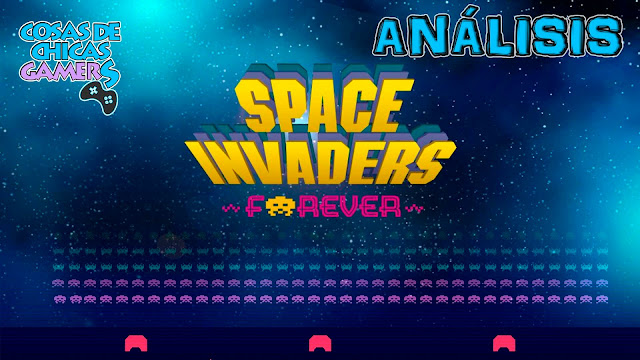 space invaders forever analisis en nintendo switch