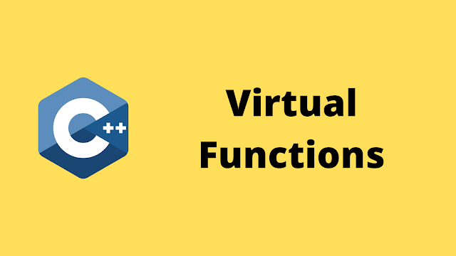 HackerRank Virtual Functions solution in c++ programming