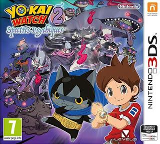 YO-KAI WATCH 2 3DS CIA