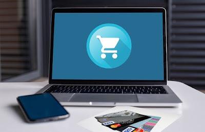 Mengunakan E-Commerce Tokopedia Dan Web Tokopedia