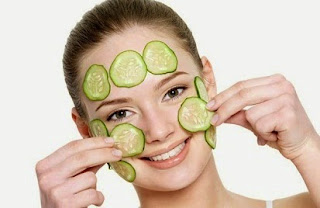 Manfaat Buah Ketimun Untuk Masker Wajah Alami