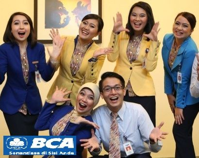 Tahapan Tes Lowongan Relationship Officer BCA