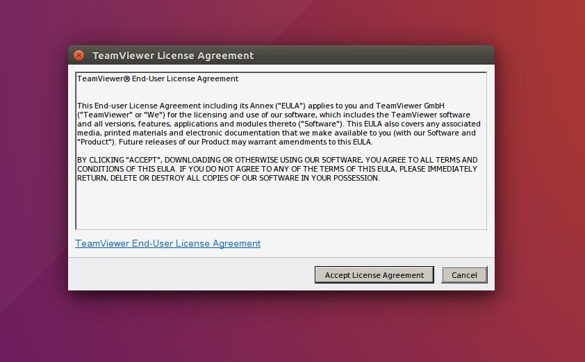 Install TeamViewer 12 on Ubuntu 16 10, Ubuntu 16 04 and