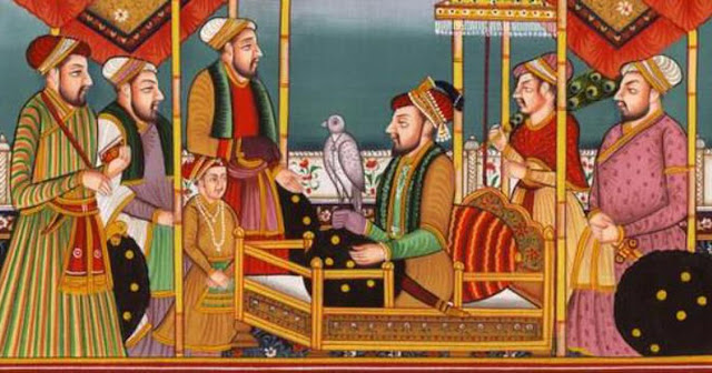 भारत का इतिहास :- मुगल साम्राज्य