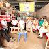 पं गणेश प्रसाद मिश्र सेवा न्यास के सामूहिक विवाह कार्यक्रम की बैठक श्री गणेश आई टी आई नौगाँव में सम्पन्न