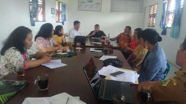 DPRD Samosir Awasi Pendataan Penerima BST