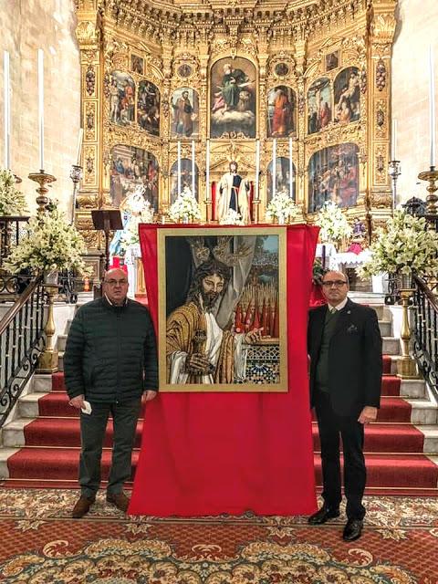 La Cena presenta la obra pictórica que ilustrará su cartel de Semana Santa