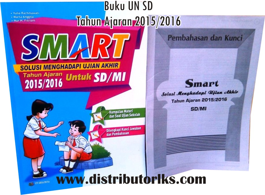 Buku Un Dan Uas Sd Smart Distributor Lks