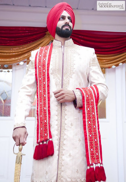 Punjabi Wedding Groom Dress 2020
