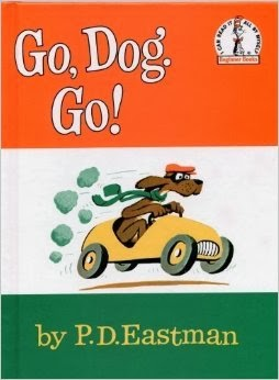 Dr. Seues Book Go Dog Go