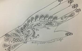 Arabic Mehendi Designs 2020