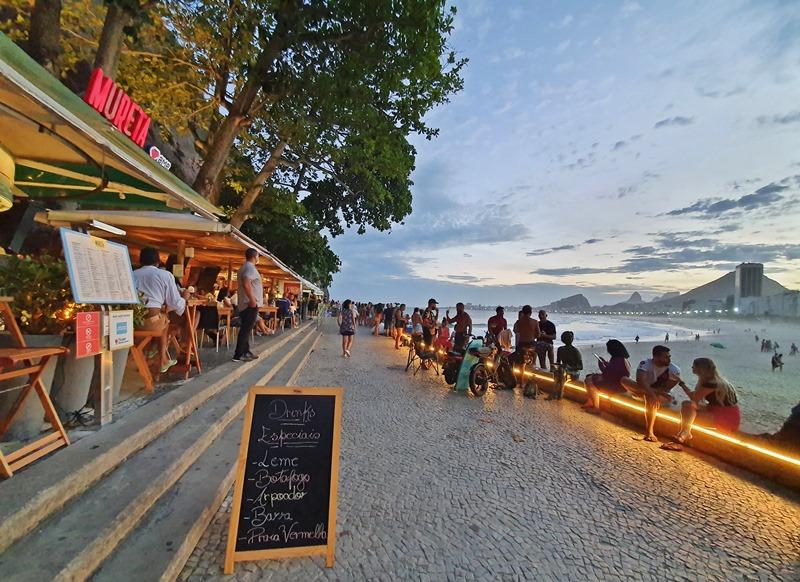 Rio de Janeiro bares e restaurantes