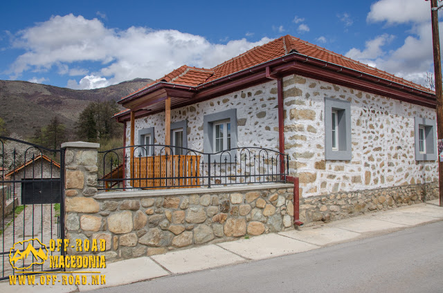 #Macedonia #Prespa #Ljubojno - Traditional Architecture